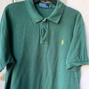 Polo by Ralph Lauren Hunter Green Shirt